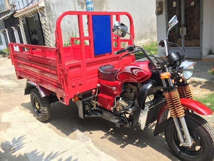 Bán Xe ba bánh T&T FHUSHIDA -  Xe lôi ba bánh -  Xe ba gác chở hàng